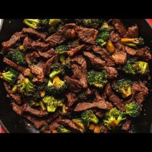 Easy Keto Beef and Broccoli – Keto Stir Fry