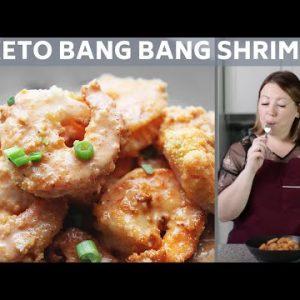 Keto Bang Bang Shrimp – Keto Shrimp Recipe