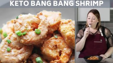 Keto Bang Bang Shrimp – Keto Shrimp Recipe