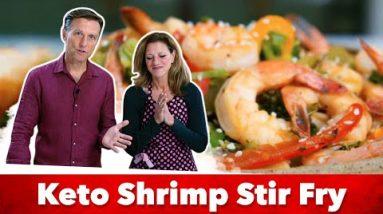 Keto Shrimp Stir-Fry / by Eric and Karen Berg