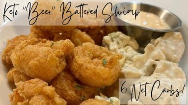 Let's Make Keto Fried Shrimp And Actually Not F**k It Up!