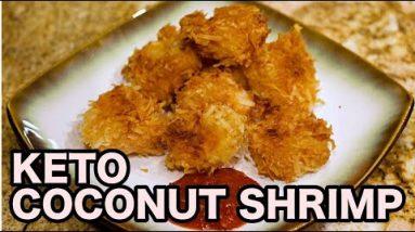 Keto Coconut Shrimp Recipe | Keto Daily