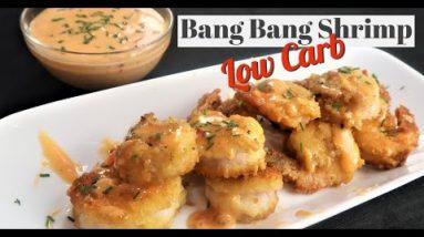 Low Carb Bang Bang Shrimp Copycat Recipe – Keto Shrimp