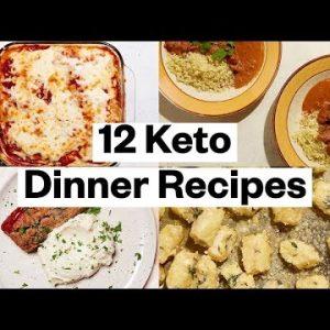 12 Keto Dinner Recipes   Thrive Market
