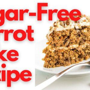 Low Carb Keto Sugar-Free Carrot Cake Recipe😍 | The Keto World