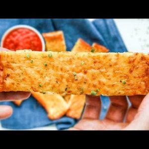 0 Carb KETO Cheese Bread
