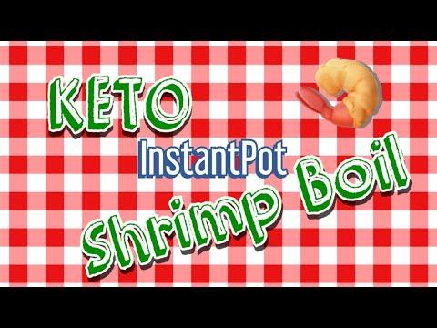 Family Birthday | Keto Shrimp Boil | Instant Pot Recipes