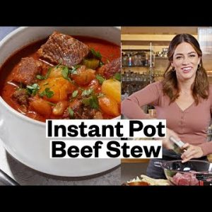 INSTANT POT Beef Stew (Keto, Whole30®)   Thrive Market