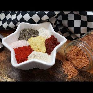 How To Make Keto Beef Dry Rub | Keto BBQ Dry Rub recipe | Keto Dry Rub For Beef