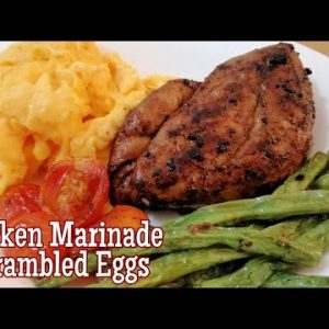 Easy Low Carb Chicken and Egg Recipe   LCIF KETO DIET PHILIPPINES