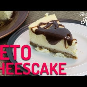 BEST Keto Cheesecake Recipe: Creamy & Delicious Low Carb Cheesecake (2020 Gourmet Cheesecake)