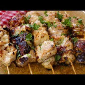 Keto Malai Kebab (Keto Chicken Kebab) | Keto Recipes | Headbanger's Kitchen