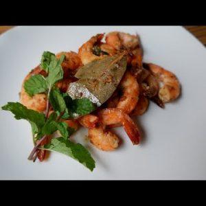 Keto Herbed Butter Shrimp Recipe