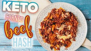 KETO Corned Beef Hash Recipe 🐮🍠 Low Carb Canned Corned Beef Recipes