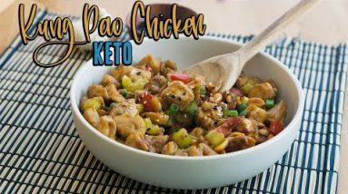 Keto Kung Pao Chicken   One Pot Dinner Recipe
