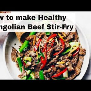 Paleo Mongolian Beef (Gluten Free, Whole30, Keto, Low Carb)