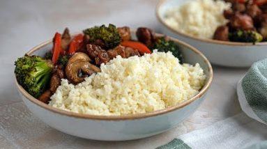 Keto Chicken Stir Fry Recipe