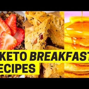7 Best Keto Breakfast Recipes – Low Carb Ideas to Start The Day