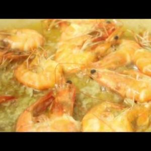 LOWCARB BUTTERED GARLIC SHRIMP | QUICK & EASY RECIPE FOR LOWCARB DIET