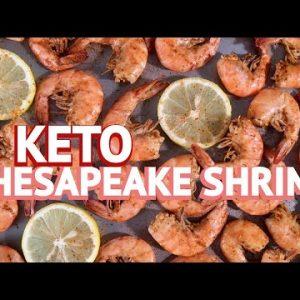 Keto Old Bay Shrimp – ZERO CARBS | Chesapeake Steamed Shrimp Recipe