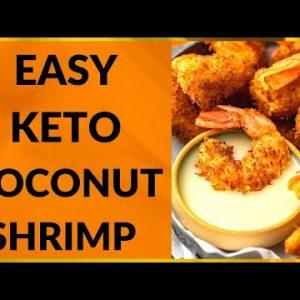 Best Keto Snack Coconut Shrimp  Recipe   Keto Recipe   The Keto World  