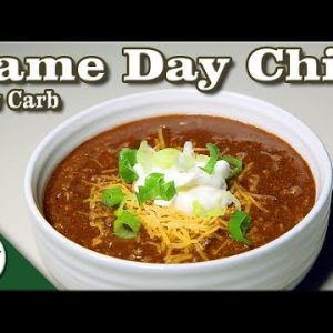 The Best Easy Chili Recipe – Low Carb Keto Chili