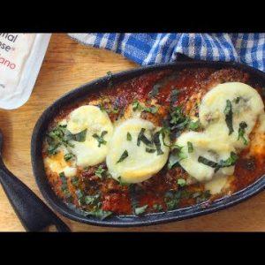 Keto Chicken Parmesan   Keto Recipes   Headbanger's Kitchen