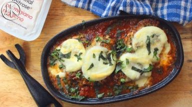 Keto Chicken Parmesan | Keto Recipes | Headbanger's Kitchen