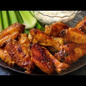 Keto Buffalo Chicken Wings | Keto Recipes | Headbanger's Kitchen
