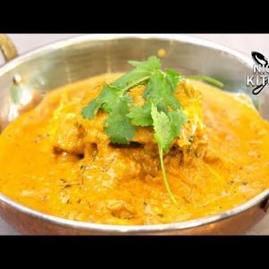 Keto Curry Chicken | Low Carb Indian Recipe