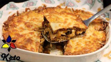Keto Chicken Enchilada Casserole (Prep Ahead and Easy Freezer Meals)