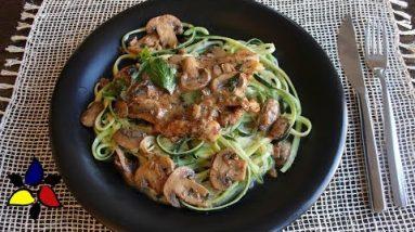 Keto Chicken Marsala | Keto Recipes | Keto Meal Prep