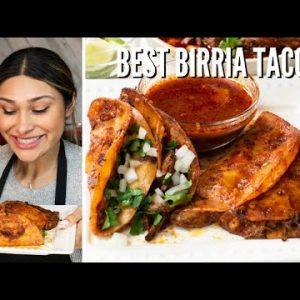 BEST BIRRIA TACOS! How to Make Keto Tacos