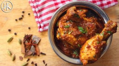 Keto Chicken Korma | Keto Recipes | Headbanger's Kitchen