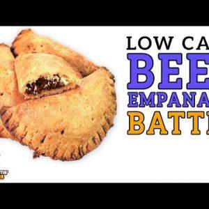 Low Carb EMPANADA Battle – The BEST Keto Beef Empanadas Recipe!