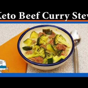 Keto Beef Curry Stew