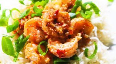 Lemon Garlic Shrimp Recipe ( Very Easy Way ) । Keto Friendly Recipes