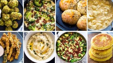 10 Easy Keto Side Dishes