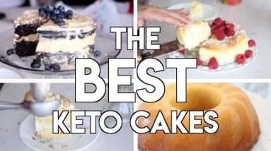 5 OF THE BEST KETO CAKE RECIPES