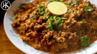 Keto Kheema (Minced Meat Dish)   Keto Recipes   Headbanger's Kitchen