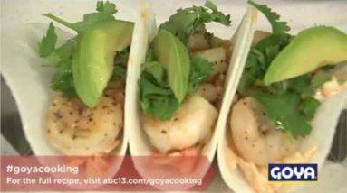 Goya Low Carb Shrimp Tacos Recipe