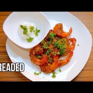 Keto Diet #74: Keto Breaded Shrimp Recipe