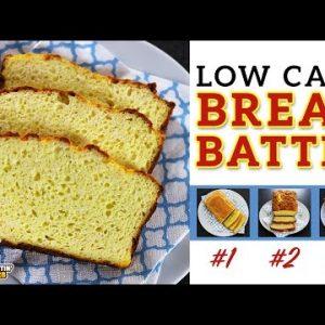 The BEST Low Carb Bread Recipe – EPIC BREAD BATTLE – Testing 3 Keto Bread Recipes