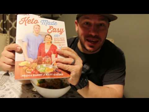 "Ketogenic Diet  – Spicy Shrimp Fried Rice  – Cooking 100 ""Keto Made Easy Recipes"" KetoTrout #1"