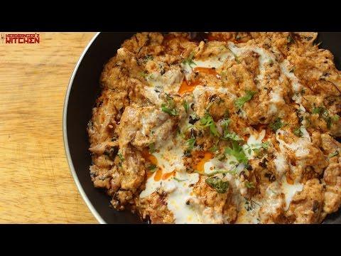 White Butter Chicken or Murgh Makhani | Keto Recipes | Headbanger's Kitchen