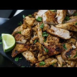 Chicken Shawarma | Middle Eastern | Keto