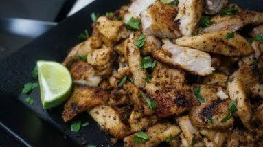 Chicken Shawarma | Middle Eastern | Keto
