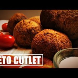Keto Cutlet Recipe – Low Carb | Ground Beef | Egg | Tuna | Cauliflower