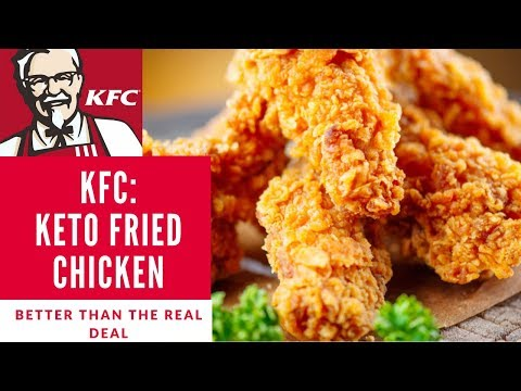 KFC: Keto Fried Chicken – Rated #1 Worldwide Best Low Carb Recipe…SO CRISPY!