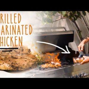 Keto Recipe – Devyn's Grilled Marinated Chicken